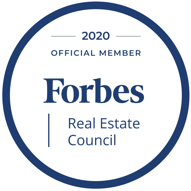 FORBES - Real Estate Council - 2020 Member